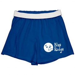 Girls emoji camp soffe shorts (YOUTH size)