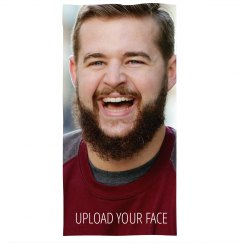 Custom Upload Your Face Photo Mask