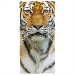 Tiger Face Photo All Over Print