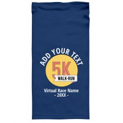 5K Running Custom Race Face Cover