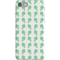 Cute Minty Ice Cream All Over Print
