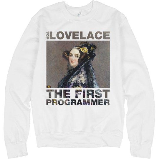 Ada Lovelace Sweatshirt