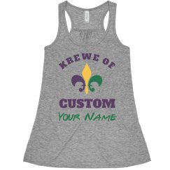 Mardi Gras Krewe Of Shirt