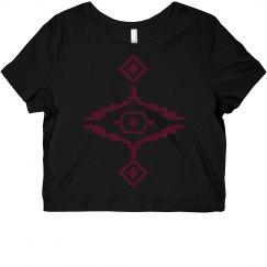 Graphic Aztec Design