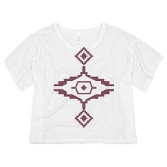 Graphic Aztec Design