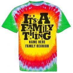 Franklin Family Reunion