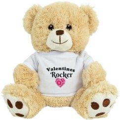 Valentines rocker