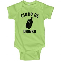 Baby's Cinco de Drinko