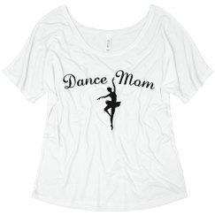 Lovely Ballerina Dance Mom