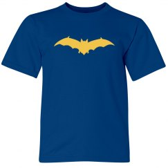 Dynamic Dad Duo Bat Girl