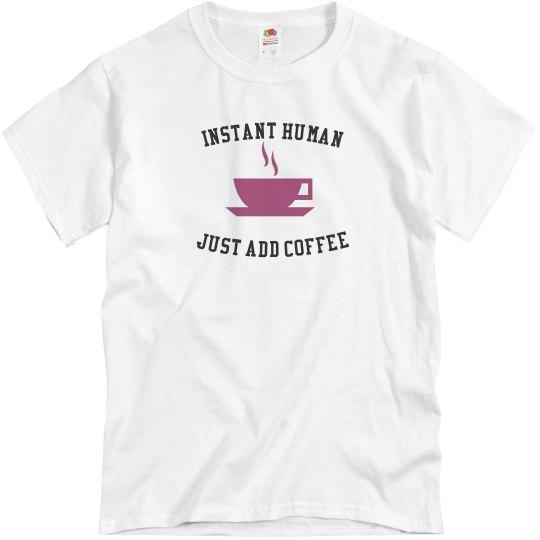 Add Coffee Pink