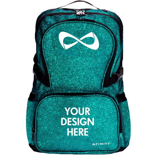 Add Your Design Nfinity Sparkle Backpack