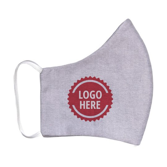Add Your Logo Face Mask