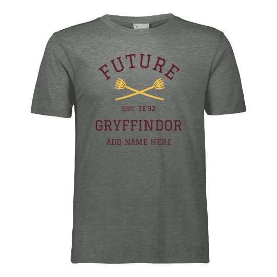 Add Your Name Future Gryffindor T-Shirt
