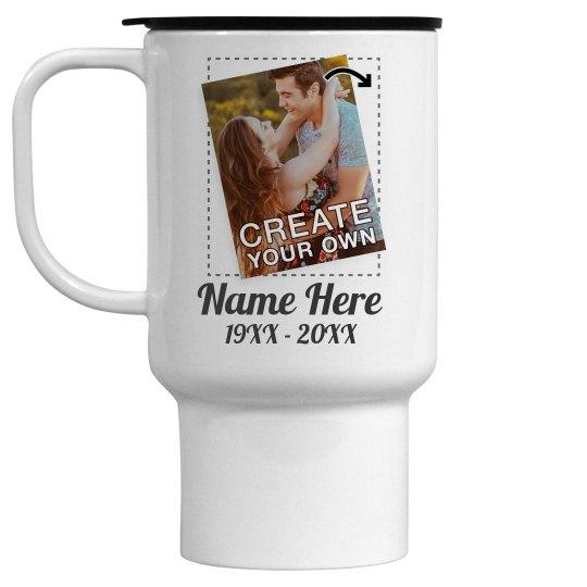 Add Your Photo Memory Mug