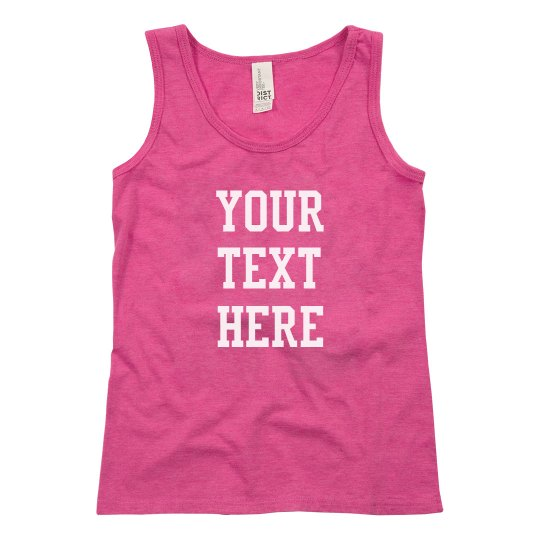 Add Your Text Custom
