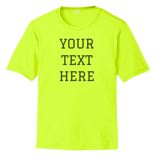 ADD YOUR TEXT CUSTOM WORKOUT DESIGN