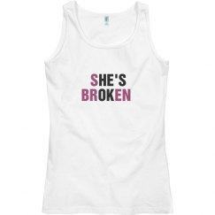 She's Broken