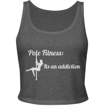 Addicted to Pole Fitness