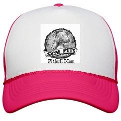 SCM Pits Mom Trucker Hat