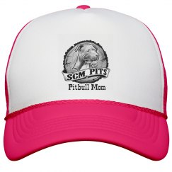 SCM Pits Mom Trucker Hat