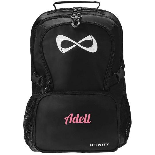 Adell gym bag