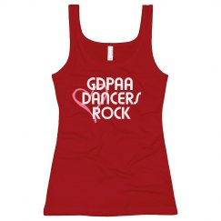 GDPAA Dancers Rock Tank Top