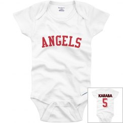 Infant Angels Baseball