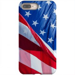 American Flag IPhone 8 Plus Case