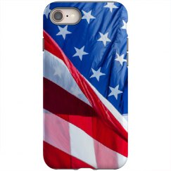 American Flag IPhone 8 Case