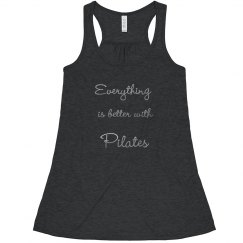 Everything is better w/ Pilates