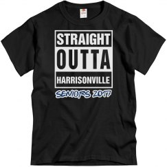 Straight Outta Harrisonville - Seniors