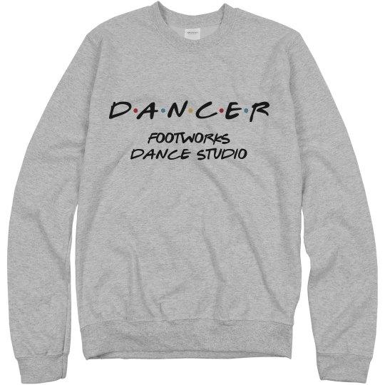 Adult - Dancer Sweatshirt