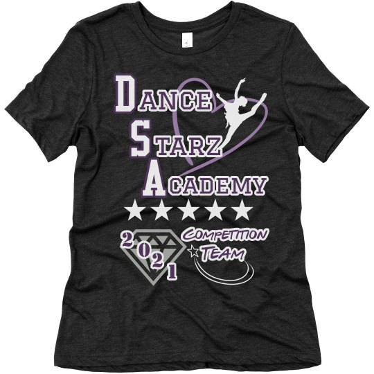Adult 2021 Competition Shirt
