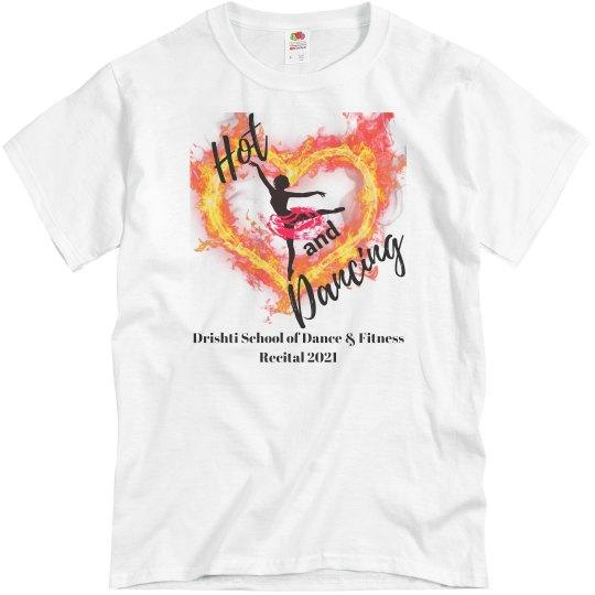 Adult 2021 Dance Recital Shirt