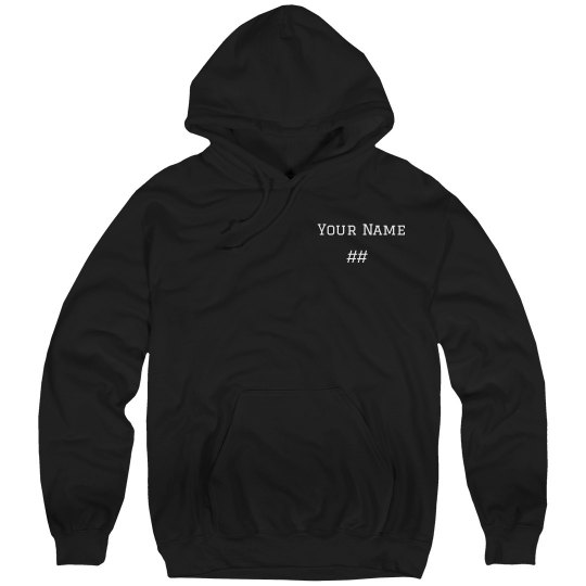 Adult All League Pullover Hoodie