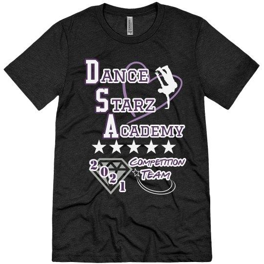 Adult BOYS Team 2021 shirt