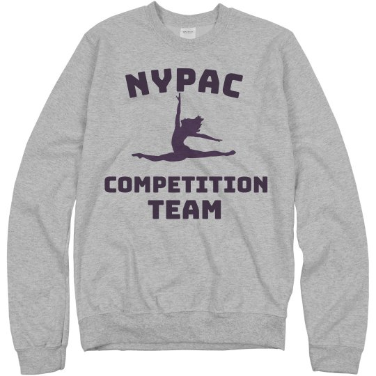 Adult Comp Sweatshirt