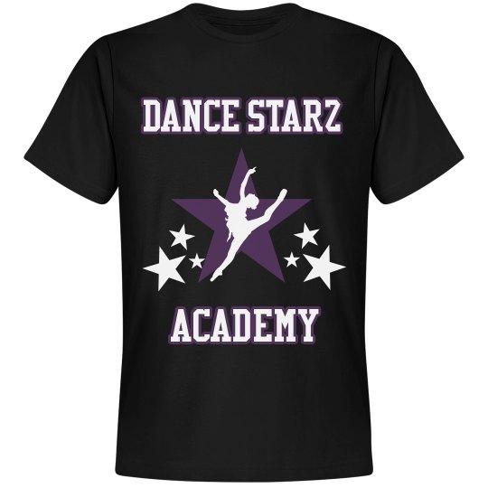 Adult Dance Starz Shirt
