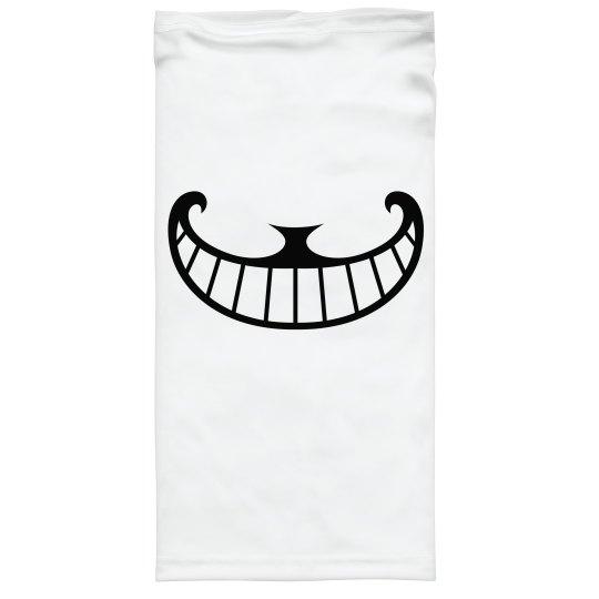 Adult Gaiter buff - Smile Black