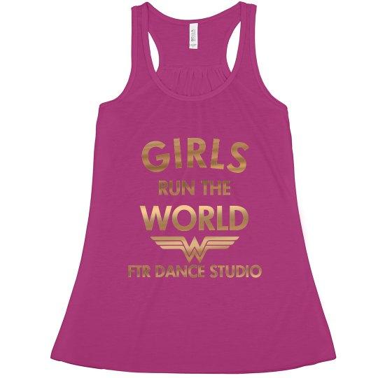 Adult Girls Run The World FTR
