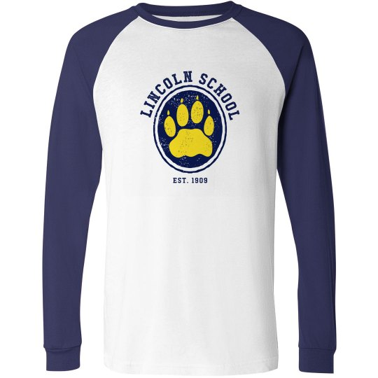 ADULT: Lincoln Big Paw
