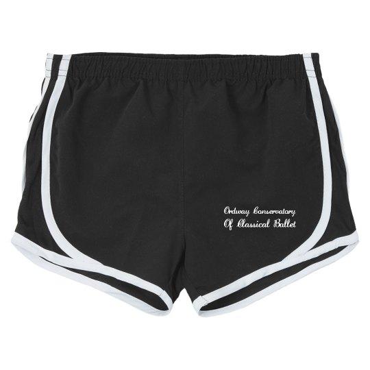 Adult OCCB Exercise Shorts