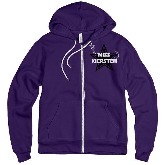 Adult Purple Hoodie