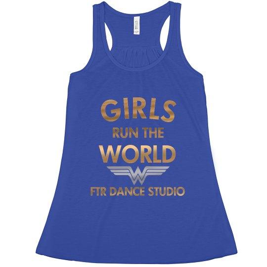 Adult Run The World FTR