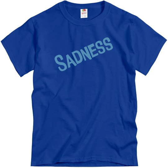 Adult Sadness Costume