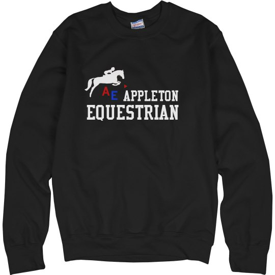AE black sweatshirt