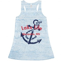 Ladies Lake Life Tank