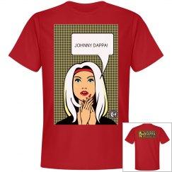 Johnny Dappa Trading Co. Pop Art T-Shirt 01