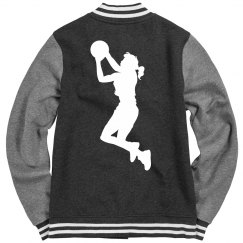 WOMEN'S BASKETBALL JACKET